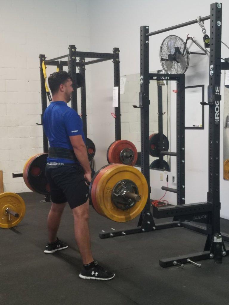 Group Strength Training